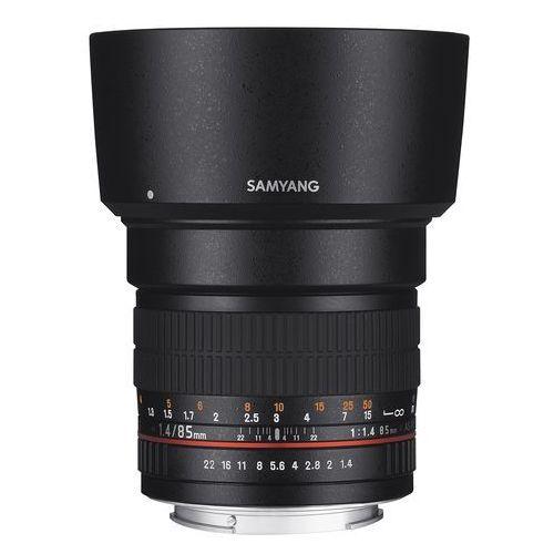 Samyang 85 mm f/1.4 IF UMC / Nikon AE