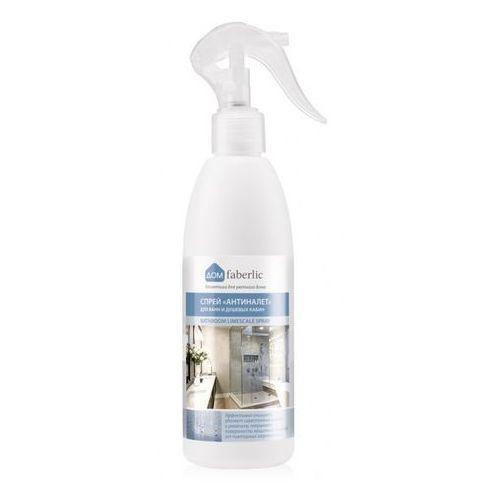 Faberlic - Spray Antynalot do wanny i kabin prysznicowych art. 11291, 01312