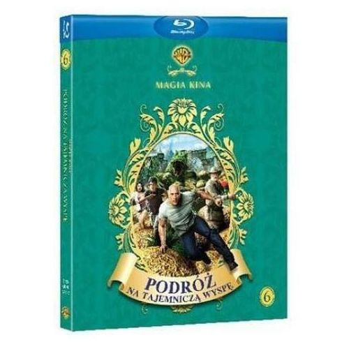 Podróż na tajemniczą wyspę (Blu-Ray) - Brad Peyton DARMOWA DOSTAWA KIOSK RUCHU (7321918086577)