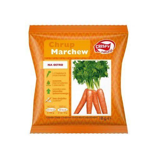 Chrupiące plasterki marchwi (5900238964424)