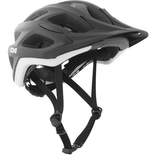 TSG Substance 3.0 Solid Color Kask rowerowy czarny S/M | 54-58cm 2018 Kaski rowerowe