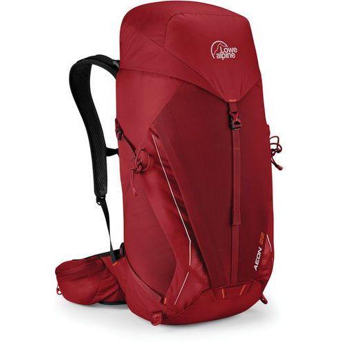 Lowe alpine aeon 22 plecak mężczyźni czerwony 2018 plecaki szkolne i turystyczne (0821468842748)