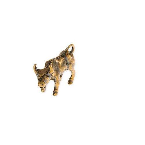 Złota figurka byk zodiak kolor stare złoto zwierzęta symbole celtyckie hiszpania marki Jubileo.pl