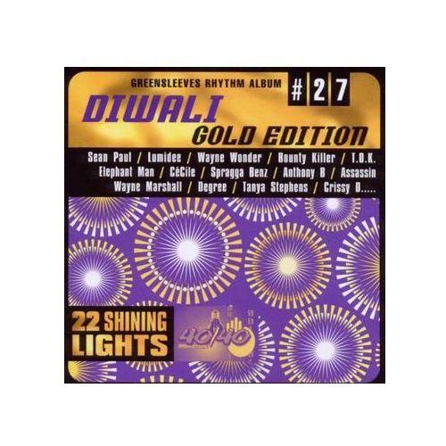 Greensleeves Diwali gold edition - rhythm album #27 - różni wykonawcy (płyta cd) (0601811207024)