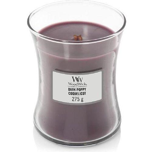Świeca Core WoodWick Dark Poppy średnia (5038581065502)