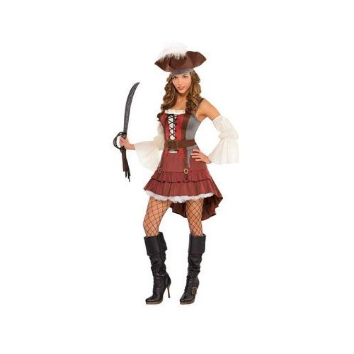 Kostium piratka dla kobiety - l (14/16) marki Amscan