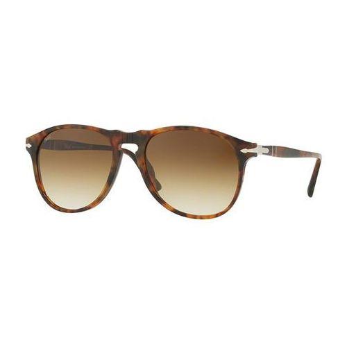 Okulary Słoneczne Persol PO6649S 108/51, kolor żółty