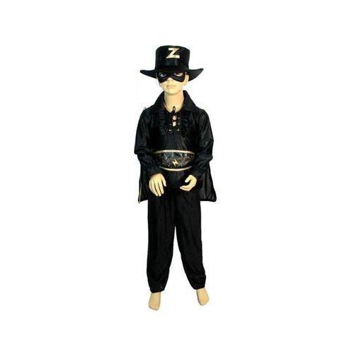 Strój Zorro - przebrania i kostiumy dla dzieci - 110 - 116 cm z kategorii Kostiumy dla dzieci