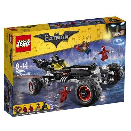 LEGO Batman the Movie, Batmobil, 70905