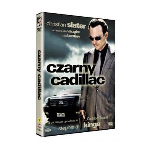 Vision film Czarny cadillac (5908312538752)