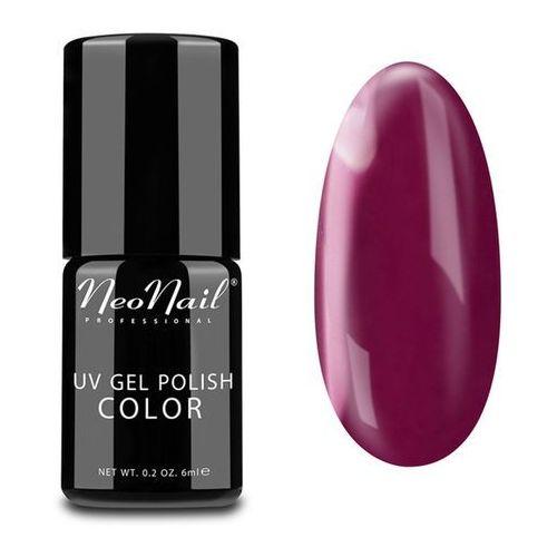 Lakier hybrydowy uv - calm burgundy - 6 ml marki Neonail