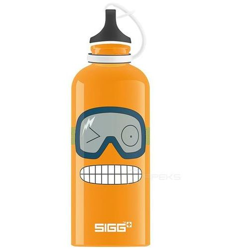 Sigg Kids butelka 0.6L dla dzieci / Funny Face - Funny Face