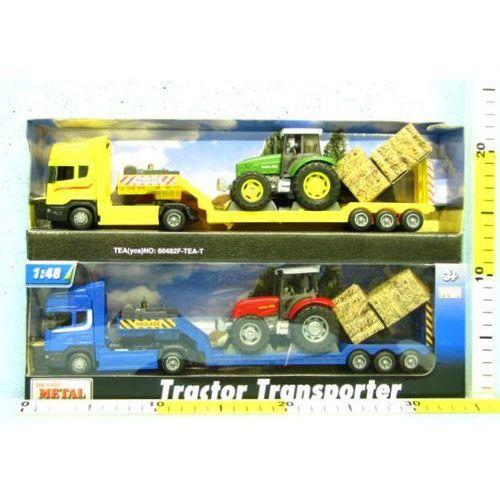 Teama toys Dante teama transporter z traktorem (4897021681167)