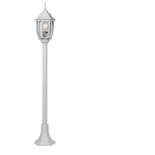 TIRENO - Słupek Zewnętrzny Biały Wys.120cm (5411212112453)
