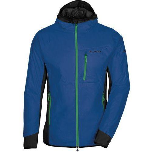 Vaude kurtka męska sesvenna hydro blue/green xl