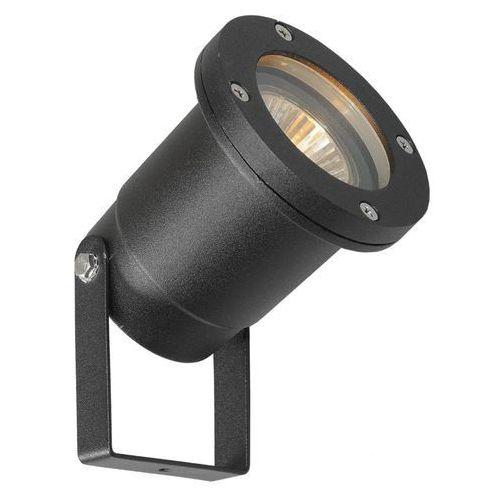 808040301 street reflektor ogrodowy czarny ip65 marki Mw-light