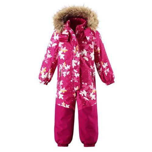 Reima Kombinezon zimowy 1cz reimatec oulu różowy wzór - 3607