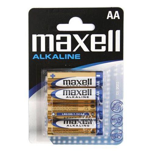 Baterie alkaliczne  lr06/aa 4 szt marki Maxell
