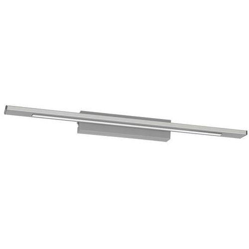 Kinkiet lampa ścienna adx 936c40 metalowa oprawa listwa led 15w nad lustro szara marki Mlamp