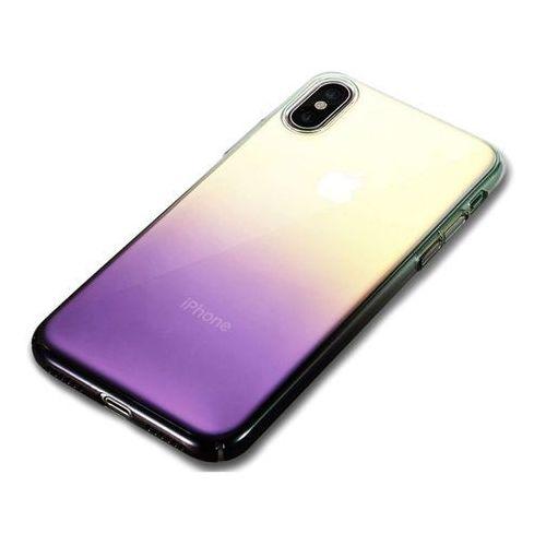 Etui aurora ombre apple iphone x hard case marki Alogy