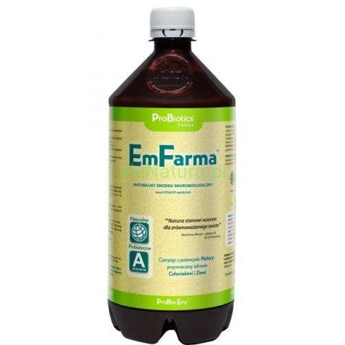 PROBIOTICS EmFarma higienizacja i biodezynfekcja 1litr