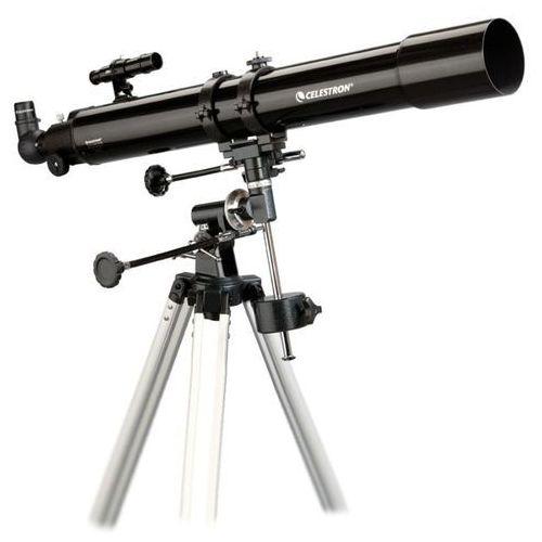 Teleskop CELESTRON PowerSeeker 80EQ + Zamów z DOSTAWĄ JUTRO! + DARMOWY TRANSPORT!, HA-199593