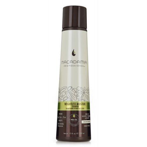 Macadamia Weightless Moisture - nawilżający szampon do włosów cienkich 100ml
