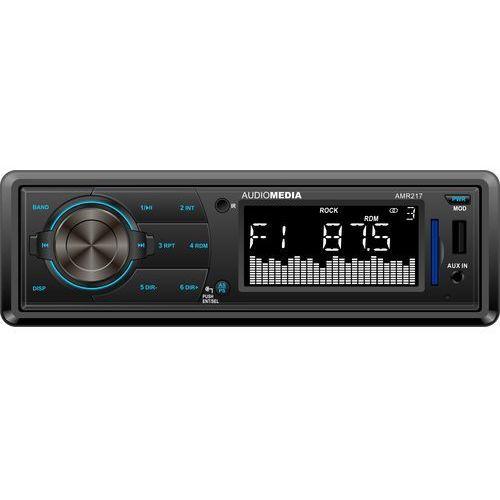 Radioodtwarzacz samochodowy AUDIOMEDIA AMR217, AMR217
