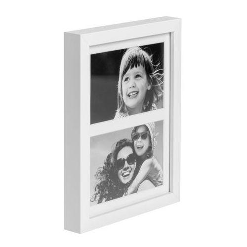 Galeria na zdjęcia Simple 2 x (10 x 15 cm) biała