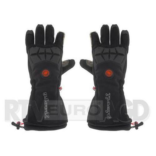 Glovii ogrzewane rękawice robocze xl (czarny)