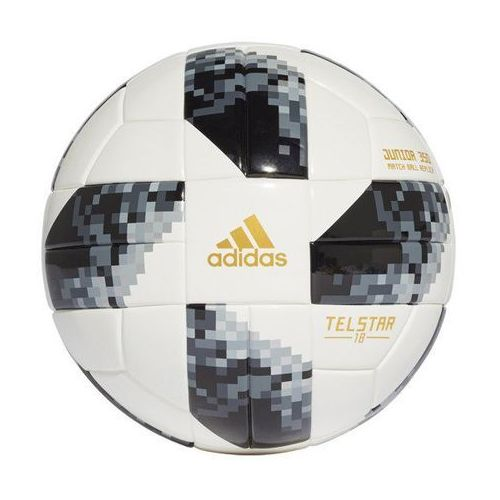 Piłka nożna telstar 18 junior 350g r.5 marki Adidas