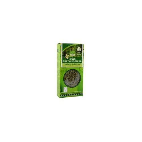 Przywrotnik ziele herbatka ekologiczna 25gr, Przywrotnik ziele herbatka ekologiczna 25gr