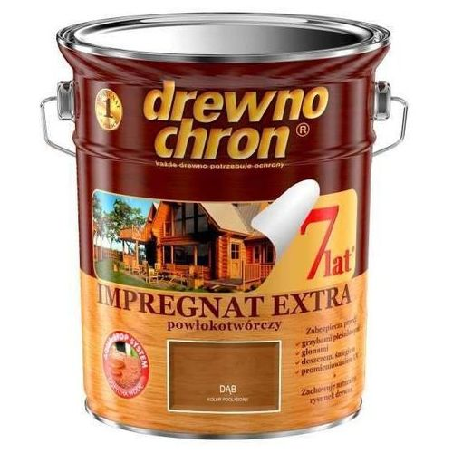 - impregnat, dąb, 4.5 l (extra powłokotwórczy) marki Drewnochron