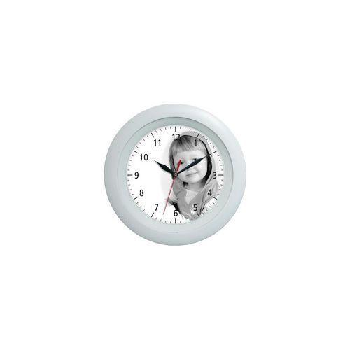 Zegar ścienny LOGO plastik classic, kolor Zegar
