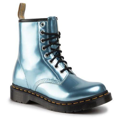 Glany DR. MARTENS - 1460 Vegan 25279400 Blue/Goldmix, w 2 rozmiarach