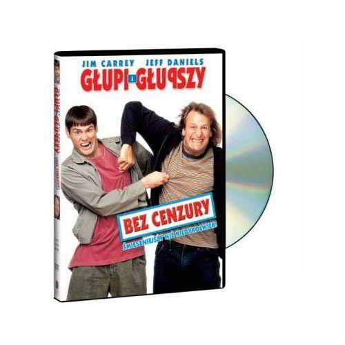 Głupi i głupszy (DVD) - Peter Farrelly OD 24,99zł DARMOWA DOSTAWA KIOSK RUCHU (7321909045842)