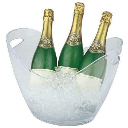 Aps Pojemnik na wino lub szampana z tworzywa   przeźroczysty   różne wymiary