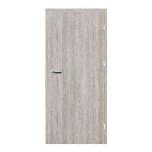 Drzwi pełne Exmoor 90 prawe jesion szary