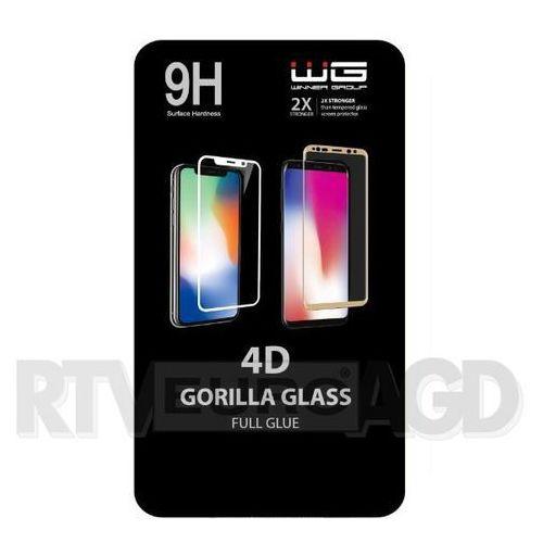 Szkło 4D FG WG do Huawei P30 (2019) Czarny