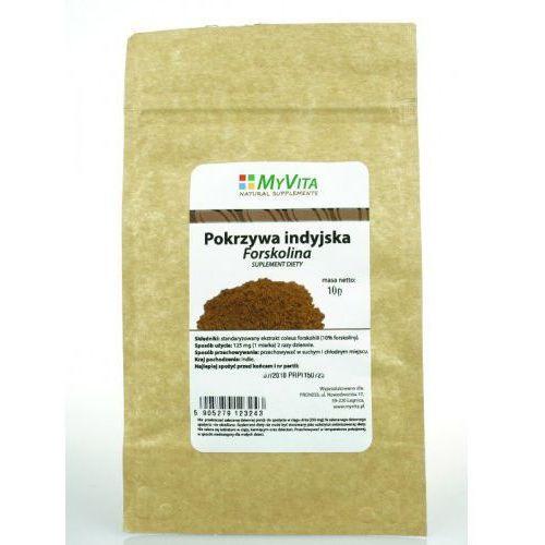 Pokrzywa indyjska Forskolina 10 g (Myvita)