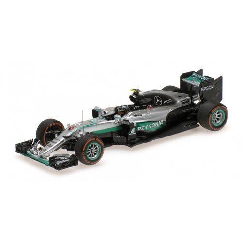 Minichamps Mercedes amg petronas f1 team f1 w07 hybrid #6 nico rosberg winner japanese gp 2016