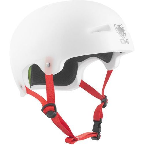 evolution special makeup kask rowerowy mężczyźni, clear white 57-59cm 2019 kaski miejskie i trekkingowe marki Tsg