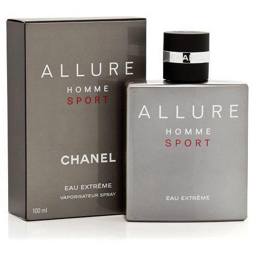 allure homme sport eau extreme edp 100 ml marki Chanel