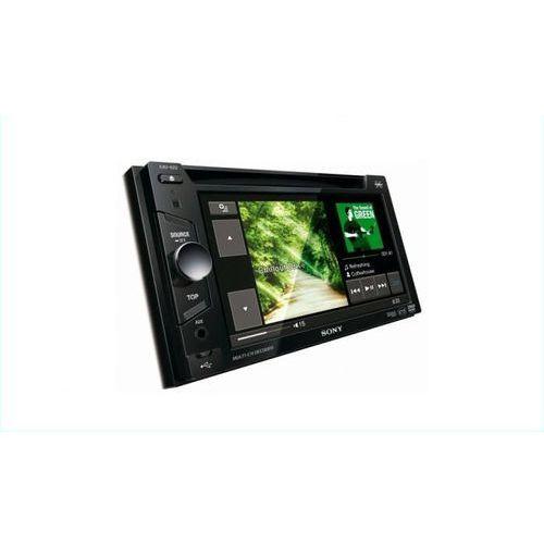 Sony Radioodtwarzacz samochodowy 2din xav-622 (5909182402525)