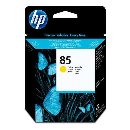 HP oryginalny głowica drukująca C9422A, No.85, yellow, HP DesignJet 30, N, DesignJet 130, NR, IHPC9422AXNG (6283678)
