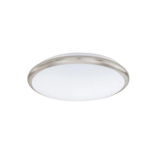 Eglo 93498 Oprawa sufitowa MANILVA LED/12W/230V, kolor satyna,