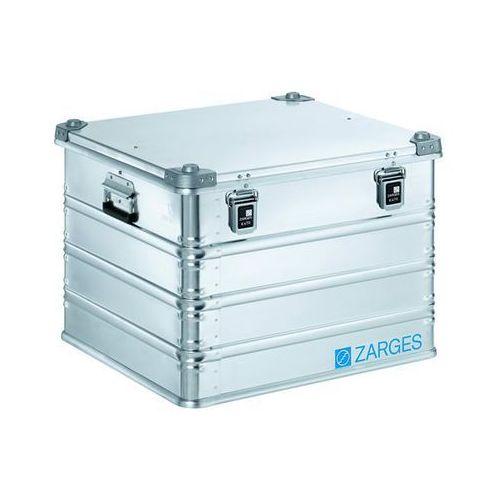 Aluminiowa skrzynka transportowa, poj. 148 l, dł. x szer. x wys. wewn. 600x560x4 marki Zarges