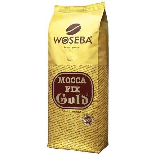 WOSEBA 500g Mocca Fix Gold Kawa palona ziarnista | DARMOWA DOSTAWA OD 150 ZŁ!