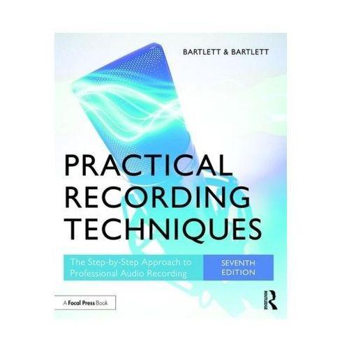 Practical Recording Techniques (9781138904422)
