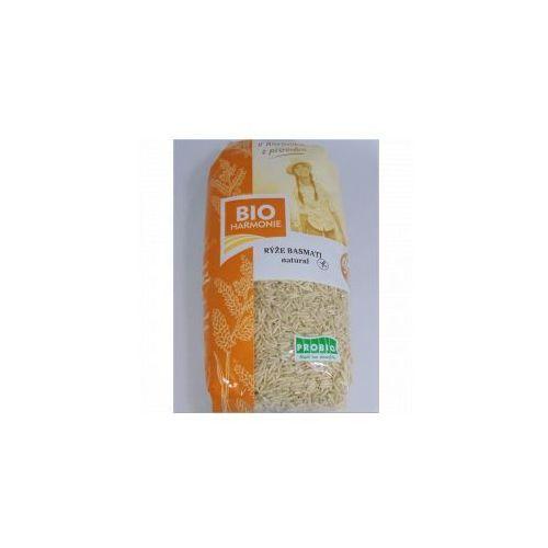 Ryż BASMATI naturalny BIO 500 g Bioharmonie